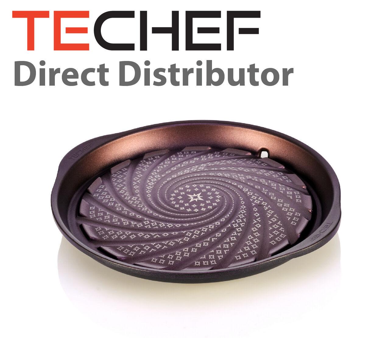 Korean BBQ StoveTop Non-Stick Grill Pan with Teflon Coating