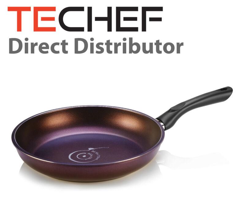 "TeChef - Art Pan 8"" Frying Pan, Coated 5x with Teflon Select Coating(PFOA Free)"
