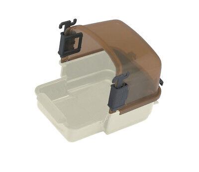 Karlie - Badehäuser Rio Waschbehälter Vogel 150mm190mm150mm farblich sortiert