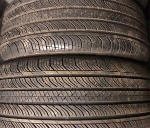 2 summer tires continental contisportcontact 235/50r18 tt