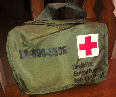 Travel Portable First Aid Kit Emergency Medical Bag Pouch for Survival Supplies