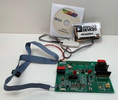 Analog Devices Eval-adm1191ebz Board Evaluation Kit For Adm1191