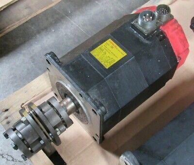 Fanuc Ac Servo Motor Model 10s A06b-0315-b0031001 From Takisawa