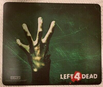 LEFT 4 DEAD Video Game MOUSE PAD NOVELTY