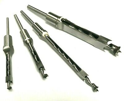 Mortice Chisel Bit Sets From Wadkin Bursgreen Only Highest Industrial Quality