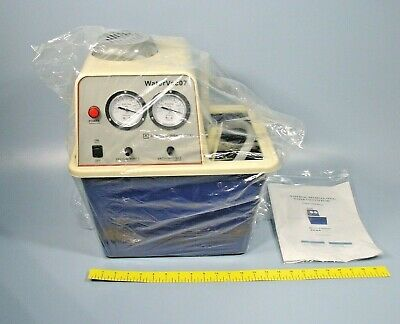 Across International Watervac07 Cfm 2-head Recirculating Water Vacuum Pump
