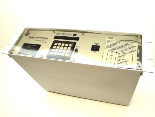 General Electric    DLP3512CDH    G.E. Digital Line Protection Controller
