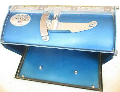 Premier Drywall Co. 10 Drywall Flat Mud Applicator Box.