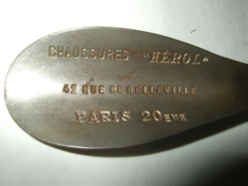 French Shoe Horn Paris