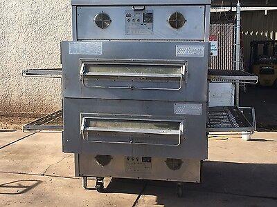 Middleby Marshall Ps360 Ewb Doublestack 44 Conveyor Pizza Ovens Warranty Avail.