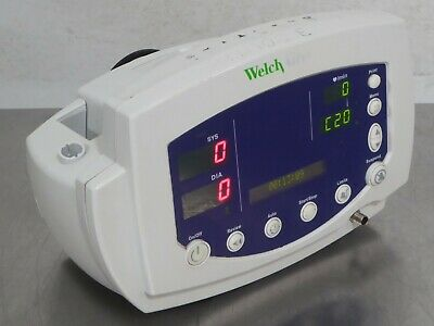 T167202 Welch Allyn 300 Series 530tp Vital Signs Patient Monitor 007-0103-00