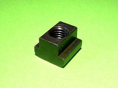 OREX  1 T-Nutenstein M8x10, DIN 508 , Muttern für T-Nuten , Spannpratzen