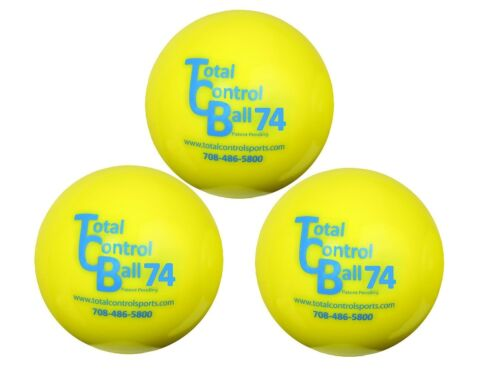 Total Control Sports Baseball (3-Pack) TC-03L74