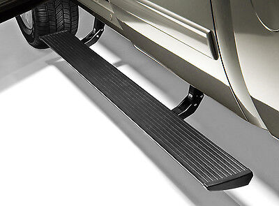 AMP RESEARCH POWER RUNNING BOARDS FITS NISSAN TITAN KING CREW CAB ARMADA 04-15