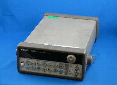 Hp Agilent Keysight Arbitrary Waveform Generator Awg Pn 33120a