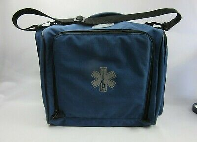 Dyna Med Mega Medic Bag First Aid First Responder Empty Bag With Dividers