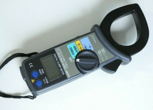 Kyoritsu 2002PA Clamp meter w/Case (New Without the Box)