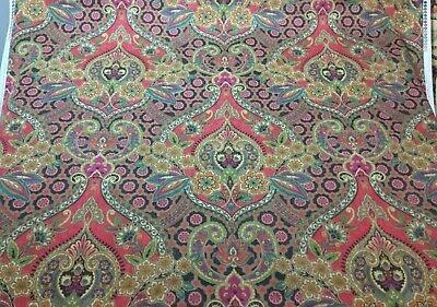 Waverly Moonlit Shadows Laquer Home Decor Fabric 5.75 Yds END OF BOLT CLEARANCE