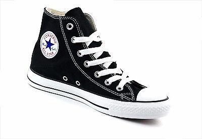 Converse Unisex Chuck Taylor Classic Colors HIGH BlackWhite Casual M9160 (Chuck Taylors Colors)
