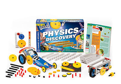 Thames & Kosmos Physics Discovery Educational Science Kit