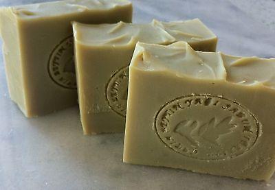 Organic Olive Oil Soap - Greek Pure Handmade 100% Green Bio Extra Organic Virgin Olive Oil Castile Soap!