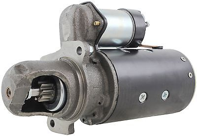 New Usa Built Starter Allis Chalmers Tmd27 Continental Diesel 8620794 1109147