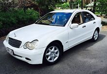 2001 MERCEDES C180 RWC COLD AIR Fortitude Valley Brisbane North East Preview
