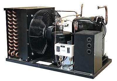 Indoor Condensing Unit 2 Hp Low Temp R404a 220v1ph Usa Ld Awa2479zxd