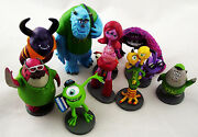 Monsters Inc Figures