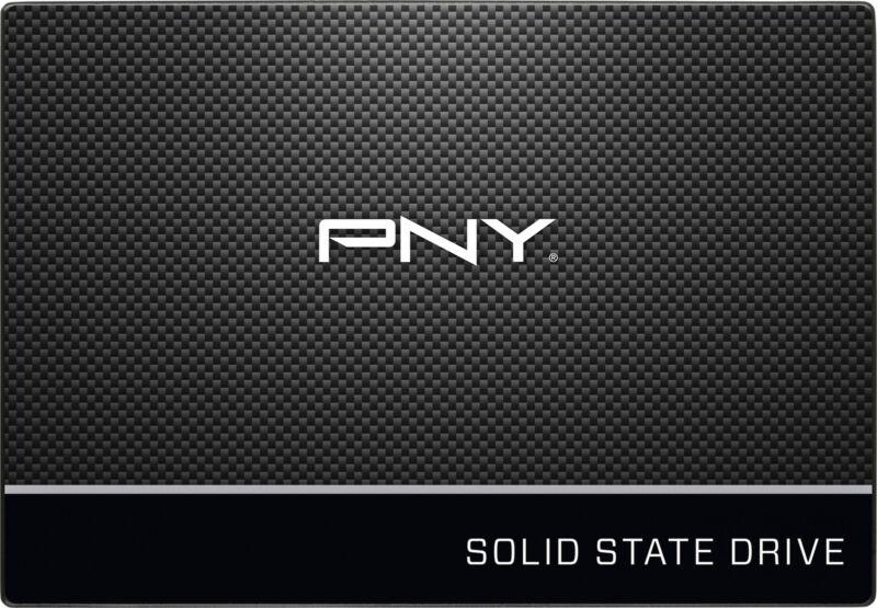 PNY - 480GB Internal SATA Solid State Drive