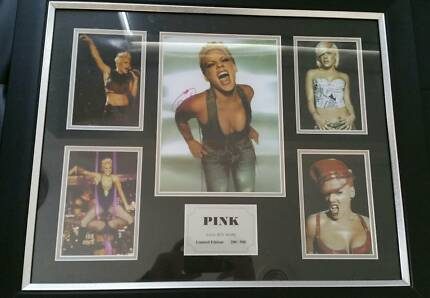 Limited edition Pink (P!NK) frame Authentic. Bendigo 3550 Bendigo City Preview