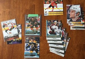 All hockey cards for sale! Make an offer!