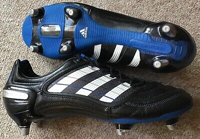ADIDAS PREDATOR RX SG RUGBY / FOOTBALL BOOTS UK 12