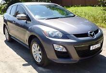 2010 Mazda CX-7 2.5 Ltr Auto 41,800 Klms Rego 5/2016 North Rocks The Hills District Preview