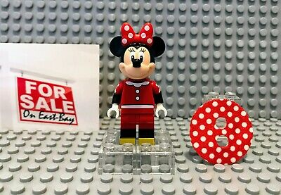 Lego DIsney Train and Station #71044 Minnie Mouse Minifigure