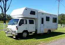 1991 Mazda T3500 Turbo  Duel Cab Motorhome Nabiac Great Lakes Area Preview