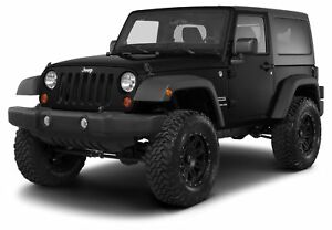 2013 Jeep Wrangler Sport - 6 SPEED MANUAL