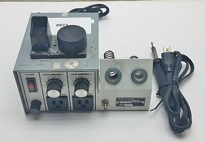 Pace Soldering Station 7008-0114 With Iron 8873