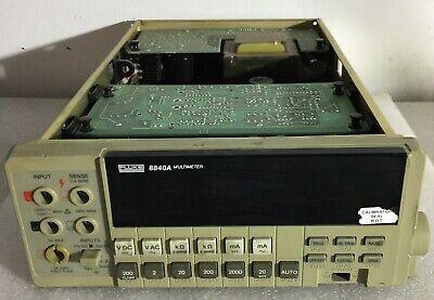 Fluke 8840a Digital Multimeter