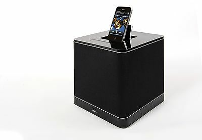 Arcam r-Cube Portable ipod Speaker System Rcube R-cube Soundock Cube Ipod