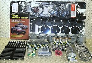 NISSAN PATROL TD42  NON TURBO 4.2  LITRE DIESEL FULL ENGINE  KIT 1989 to 1995.