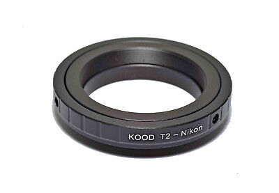 T2 Adapter for Nikon F Mount for sale  Shipping to Ireland
