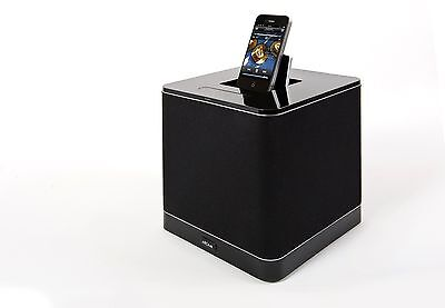 Arcam r-Cube Portable ipod Speaker System Rcube R-cube Soundock (BRAND NEW} Cube Ipod