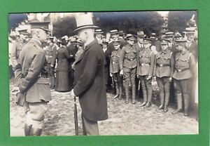 Military Inspection (B) RP pc unused  A W Skinner Leigh on Sea Ref F870