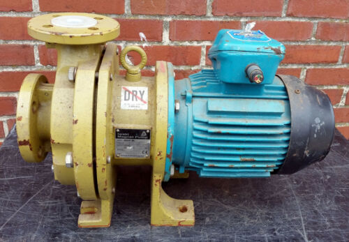 "IWAKI 1-1/2""x1"" Magnetic Drive Centrifugal Pump MDF-M 2502PKKT 460-480(Y)V 3ph"