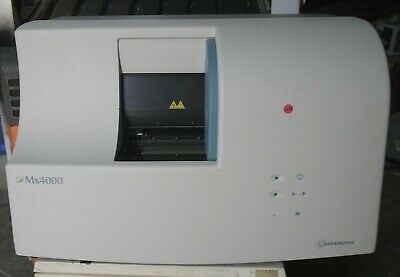 Stratagene Mx4000 Multplex Quantitative Laboratory Pcr System Data Analyzer