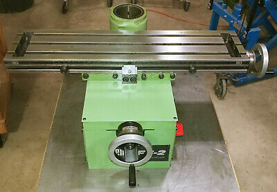 Emco Maximat Fb-2 Xy Table For Mill Drill - Inch Based L12t