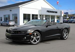 2012 Chevrolet Camaro 2SS CONVERTIBLE   6.2L   LEATHER