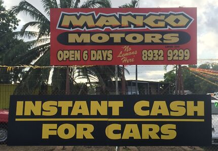 Selling your car? Need CASH TODAY... Holtze Litchfield Area Preview