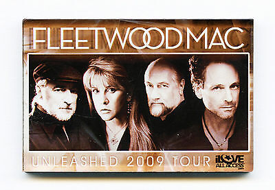 Fleetwood Mac 2009 Unleashed Tour Original Magnet